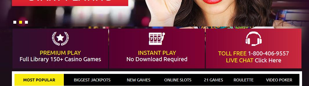 casino free free game play